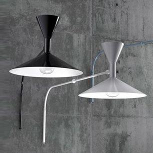 Lampe de marseille mini ap e lucehabitat - Applique de marseille le corbusier ...