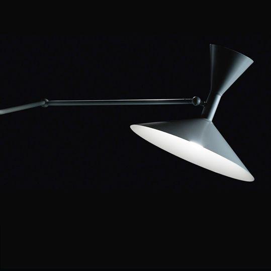 Lampe de marseille ap e lucehabitat - Applique de marseille le corbusier ...